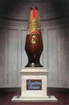"""Ben Steele, """"Michelangelob,"""" 2013, oil on canvas, 36 x 24 inches, $5,200"""