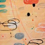 "Rana Rochat, ""A112,"" 2011, encaustic on panel, 16 x 16"", $1700"