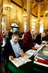 La Lonja (Llotja); Mercadillo de Numismática y Filatelia de los Domingos