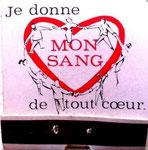 Musée de la Transfusion Sanguine et du Don de Sang.