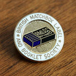 BMLBS Pin Badge.