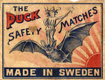 Made in Sweden. The Puck series. Vampire.