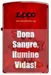 La prestigiosa marca de Encendedores ZIPPO los tunea a tu preferencia, original desde la Fábrica! Antonio Drago.