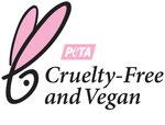 Logo vegane und tierversuchsfreie Kosmetik