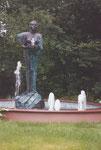 Abundantia-Brunnen, Privatbesitz Pforzheim, 1991