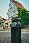 Vier Jahreszeiten, Bronze, Güglingen, 1989
