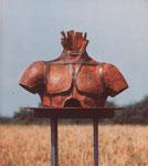 Bänderriss, Bronze und Eisen, 1986