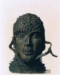 Netzhaut, Bronze, 1992