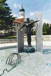 Millenniumbrunnenm Sigmaringen-Laiz, 2000