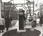 Vier Jahreszeiten, Bronze patiniert, Freudenstadt, 1987