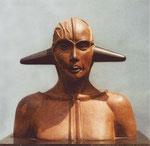 Schallschutz, Bronze und Eisen, 1991
