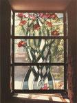 Farbglasfenster, Herzogskelter Güglingen, 1991