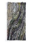 Holzlinien 3 |  100x50x3 cm