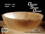 ovalin de marmol onix