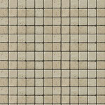 Tapete Travertino Beige 1x1