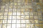 Mosaico de Marmol serie Oro