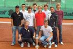 2009 Sergej und Junioren-Team Württembergischer  Meister TC Ravensburg