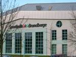 Sporthalle Brandberge außen