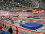 Sporthalle Brandberge innen
