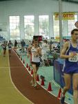 noch 1 Runde (200m)