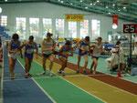 Start: 5000m Gehen