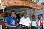 9-11.09.2011 Coire fête fédérale, Dino Boldini et Mr.Geiser