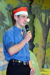 26.12.2011 19e Noël folklorique, Cortébert, Kevin Tschann, présentateur
