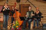 26.03.2011 Soirée folklorique Les Brenets, Quartett Bernadette Rohrer (SZ)