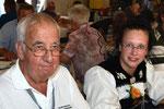 9-11.09.2011 Coire, fête fédérale Dino Boldini et Sonja Brunner