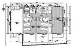 別荘 計画図面ー1階