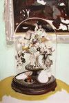 Le globe américain, 80 x 120 cm, huile sur toile