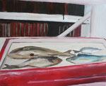 Les poissons, 40 x 49,5 cm, 2012