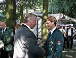 Malte Mangels vom Schützenverein Klint wurde bester Einzelschütze beim Jungschützenbannerwettkampf