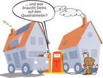 Folge wenn Ölpreis > 1 EUR/lit.