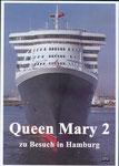 """DVD zur MS """"Queen Mary 2"""" in Hamburg 2007"""