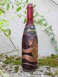 Affentaler Weinflasche