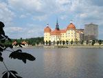 Jagdschloss Moritzburg.
