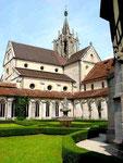 Kloster Bebenhausen nördlich von Tübingen