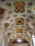 In der Stiftskirche von Stainz