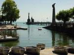 Konstanz am Bodensee (D): Hafen