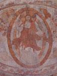 Müstair i. Münstertal (Schweiz): Karolingische Fresken (um 800)