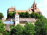 Breisach: Das hoch gelegene Münster, ...