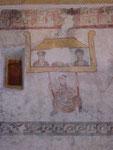 Iro-schottische Fresken in Naturns, Vinschgau
