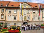 St. Veit / Glan: Rathaus