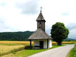Slowenische Kapelle im Rosental