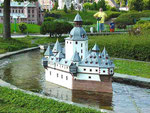 Die Kaiserpfalz am Mittelrhein, wo ich auch schon mit dem Rad gewesen bin