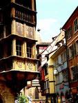 Colmar: Blick in die zauberhafte Altstadt.