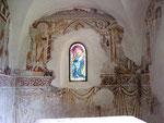 Maria Wörth: Kapellenfresken