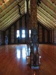 errichtet 1934-1940, um an den Vertrag von Waitangi zu erinnern.