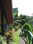 Unser Hotel für 3 Nächte: Crusoe's Retreat